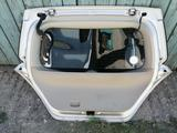 Крышка багажника на NISSAN TIIDA C11 хэтчбэк, (2004-2011 г) б… за 40 000 тг. в Караганда – фото 2