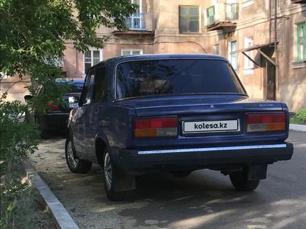 ВАЗ (Lada) 2107 2006 года за 885 000 тг. в Караганда – фото 2