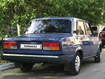 ВАЗ (Lada) 2107 2006 года за 885 000 тг. в Караганда – фото 3