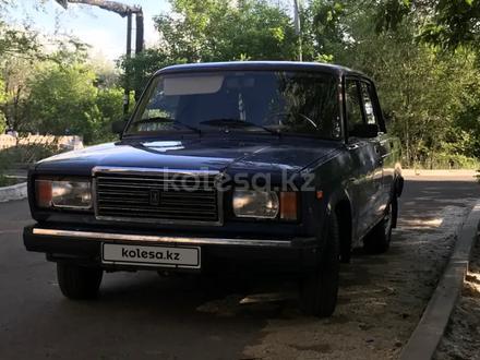 ВАЗ (Lada) 2107 2006 года за 885 000 тг. в Караганда – фото 4