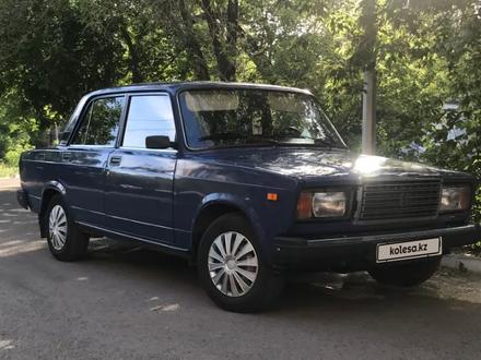 ВАЗ (Lada) 2107 2006 года за 885 000 тг. в Караганда – фото 5