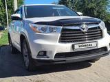 Toyota Highlander 2014 года за 14 500 000 тг. в Семей