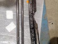 Задняя хром накладка сабля над номерником. Прадо 2013-2017 за 30 000 тг. в Алматы
