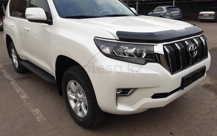 Toyota Land Cruiser Prado 2019 года за 23 700 000 тг. в Караганда