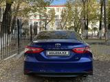 Toyota Camry 2020 года за 14 000 000 тг. в Жезказган – фото 4