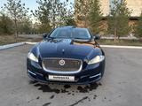 Jaguar XJ 2014 года за 16 800 000 тг. в Нур-Султан (Астана) – фото 4