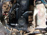 Двигатель 1.9 дизель без турбовый на фольцваген за 3 333 тг. в Кокшетау