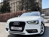 Audi A4 2012 года за 6 700 000 тг. в Алматы