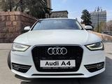 Audi A4 2012 года за 6 700 000 тг. в Алматы – фото 2
