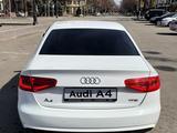 Audi A4 2012 года за 6 700 000 тг. в Алматы – фото 4