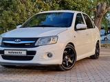 ВАЗ (Lada) Granta 2190 (седан) 2015 года за 3 850 000 тг. в Кызылорда – фото 2