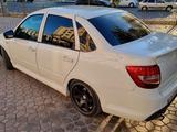 ВАЗ (Lada) Granta 2190 (седан) 2015 года за 3 850 000 тг. в Кызылорда – фото 5