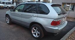 BMW X5 2004 года за 5 700 000 тг. в Алматы – фото 3