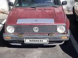 Volkswagen Golf 1987 года за 770 000 тг. в Алматы