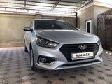 Hyundai Accent 2018 года за 6 000 000 тг. в Тараз
