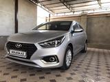 Hyundai Accent 2018 года за 6 000 000 тг. в Тараз – фото 2