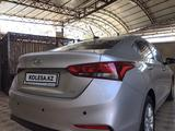 Hyundai Accent 2018 года за 6 000 000 тг. в Тараз – фото 5