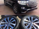 Новые диски оригинальные R20 Toyota Excalibur Executive Lounge за 770 000 тг. в Алматы – фото 4