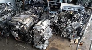 Двигатель v-2.7л 3RZ за 555 тг. в Алматы