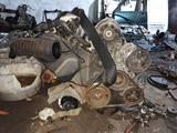 Контрактный двигатель 1.6 aek aft Пассат гольф за 150 000 тг. в Караганда – фото 3