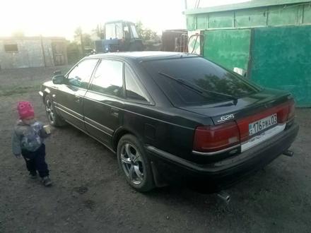 Mazda 626 1990 года за 650 000 тг. в Щучинск – фото 4