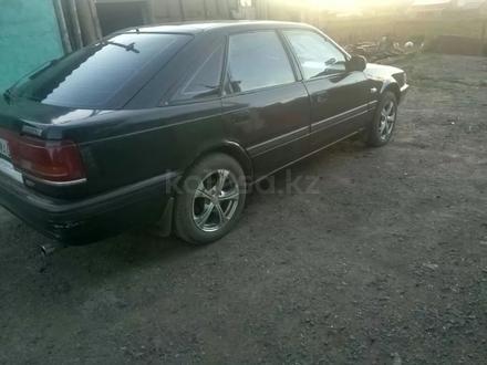 Mazda 626 1990 года за 650 000 тг. в Щучинск – фото 5