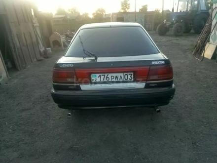 Mazda 626 1990 года за 650 000 тг. в Щучинск – фото 6
