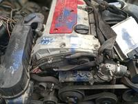 Двигатель Mercedes benz 2.0 16V M111 Kompressor + за 180 000 тг. в Тараз