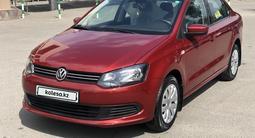 Volkswagen Polo 2014 года за 4 450 000 тг. в Алматы