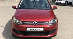 Volkswagen Polo 2014 года за 4 450 000 тг. в Алматы – фото 2