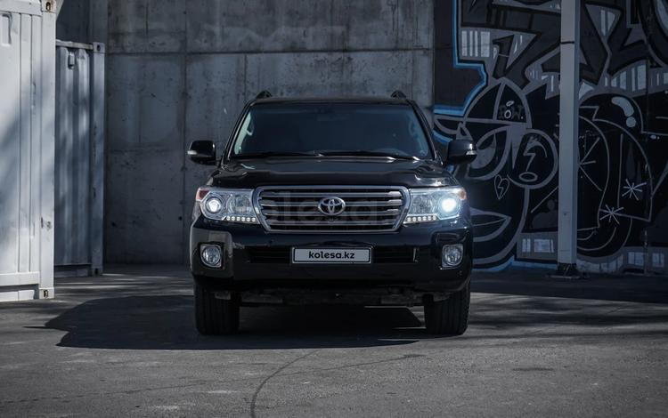 Toyota Land Cruiser 2013 года за 22 500 000 тг. в Алматы