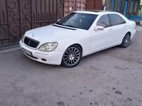 Mercedes-Benz S 320 2000 года за 2 750 000 тг. в Алматы