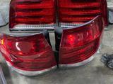 Оригинальные задние фонари для Lexus LX570 за 350 000 тг. в Алматы