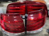 Оригинальные задние фонари для Lexus LX570 за 350 000 тг. в Алматы – фото 2