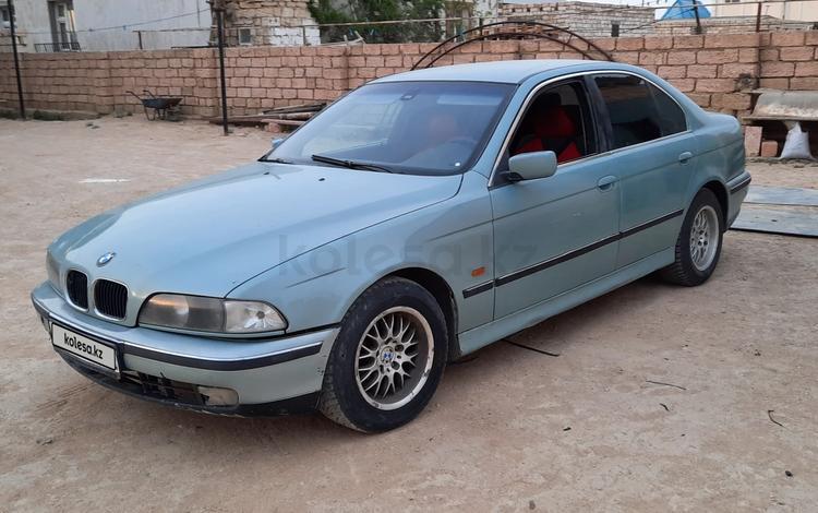 BMW 523 1998 года за 1 000 000 тг. в Актау
