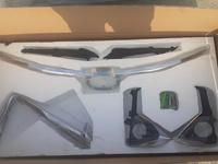 Бампер передний эксклюзив camry 55 за 100 тг. в Алматы