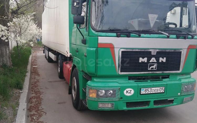 MAN 1996 года за 8 800 000 тг. в Талдыкорган