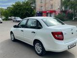 ВАЗ (Lada) Granta 2190 (седан) 2018 года за 2 850 000 тг. в Семей – фото 4
