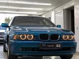 BMW 530 2001 года за 4 000 000 тг. в Алматы – фото 4