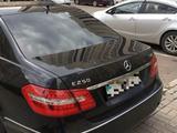 Mercedes-Benz E 250 2010 года за 6 000 000 тг. в Нур-Султан (Астана) – фото 2