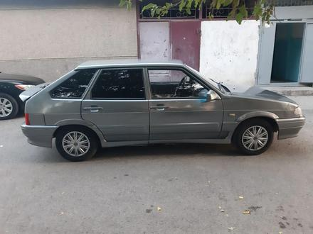 ВАЗ (Lada) 2114 (хэтчбек) 2007 года за 800 000 тг. в Шымкент