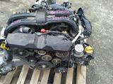 Двигатель Субару Subaru за 202 020 тг. в Алматы