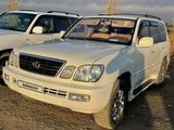Lexus LX 470 2000 года за 6 200 000 тг. в Актобе