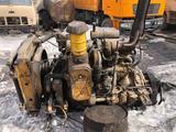 Мотор с коробкой на экскаватор эо4112а в Караганда – фото 2