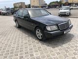 Mercedes-Benz S 280 1994 года за 3 500 000 тг. в Актау – фото 3