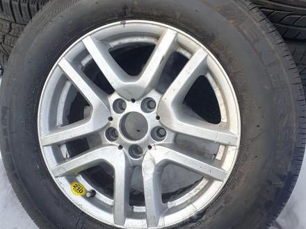 Запасное колесо x5 BMW за 35 000 тг. в Алматы