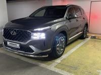 Hyundai Santa Fe 2021 года за 26 000 000 тг. в Нур-Султан (Астана)