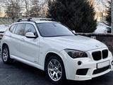 BMW X1 2011 года за 9 500 000 тг. в Алматы