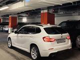 BMW X1 2011 года за 9 500 000 тг. в Алматы – фото 4