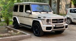 Mercedes-Benz G 63 AMG 2013 года за 31 700 000 тг. в Алматы